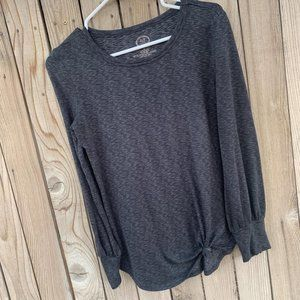 Maurices long sleeve top size medium
